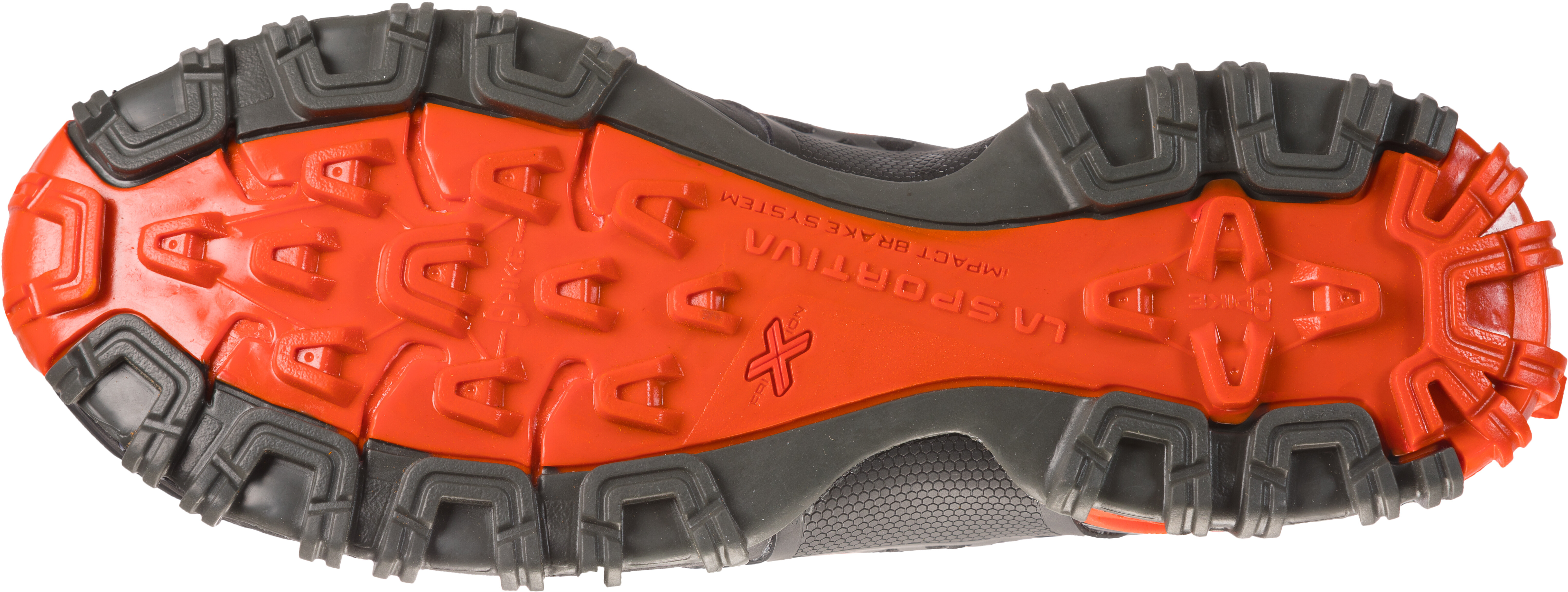 La Sportiva Bushido II - Zapatillas running Hombre - naranja negro ... ab3a3ba3705